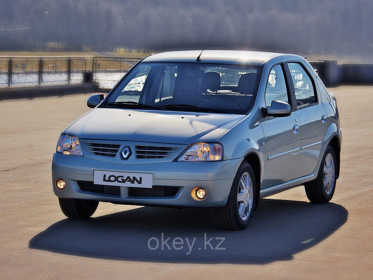 Тормозные колодки Kötl 400KT для Renault Logan I седан (LS_) 1.4, 2004-2014 года выпуска.