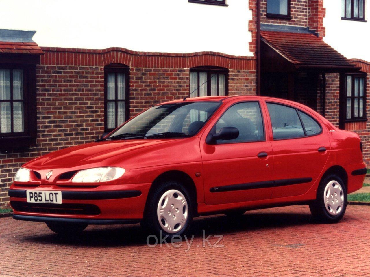 Тормозные колодки Kötl 400KT для Renault Megane I седан (LA0/1_) 1.9 TDi, 1996-2003 года выпуска.