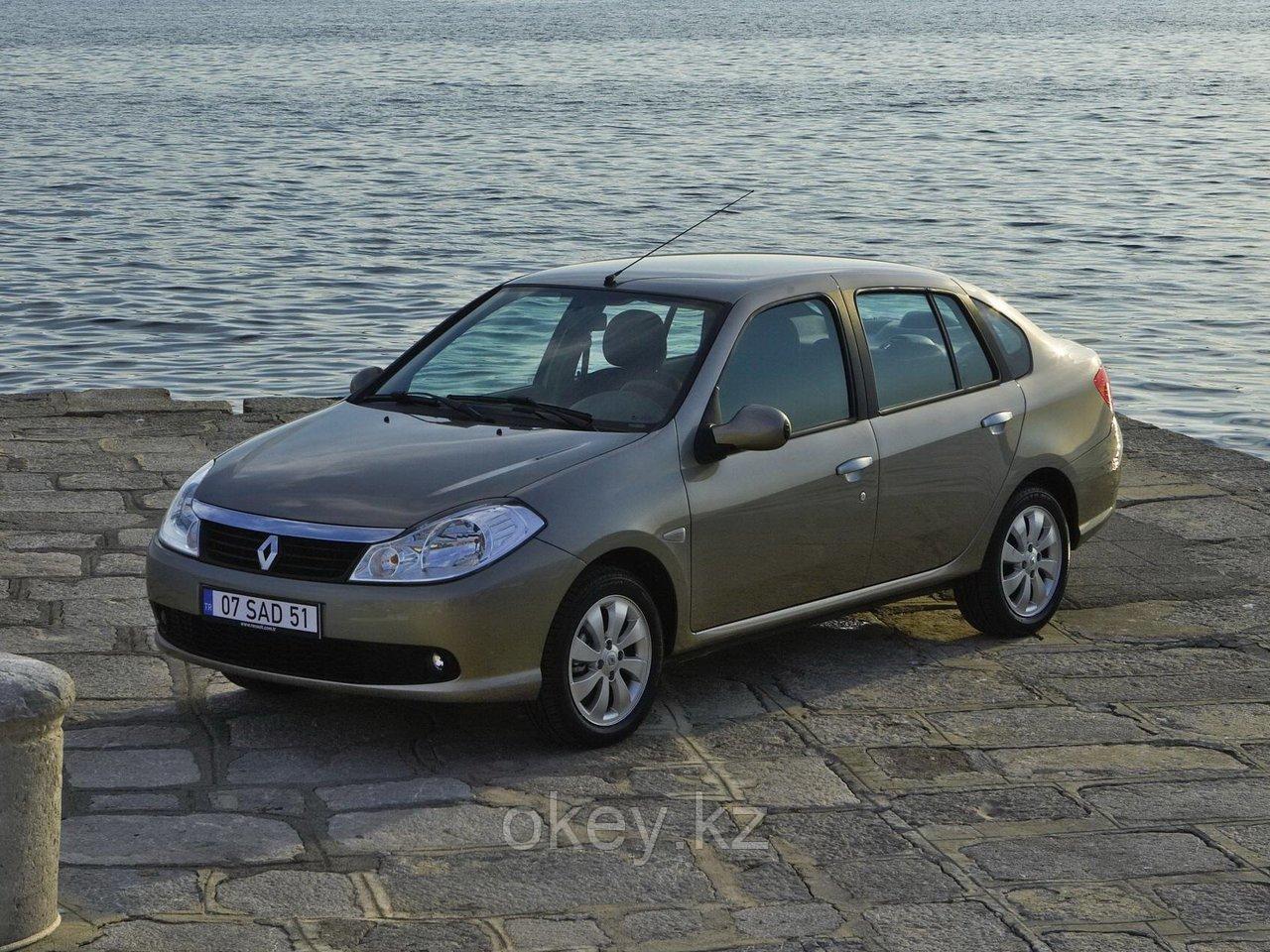 Тормозные колодки Kötl 400KT для Renault Symbol II (LU1/2_) 1.6 16V (LU1A, LU1B, LU1D, LU2M), 2009-2012 года выпуска.