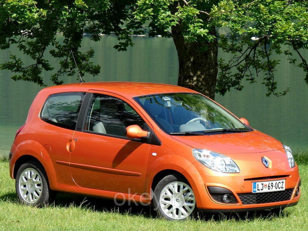 Тормозные колодки Kötl 400KT для Renault Twingo II (CN0_) 1.5 dCi (CN0E), 2007-2014 года выпуска.