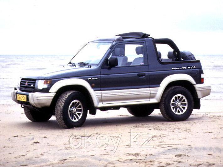 Тормозные колодки Kötl 1126KT для Mitsubishi Pajero Canvas Top I (V2_W, V4_W) 2.4 (V41W, V21W, V21C), 1991-2000 года выпуска.