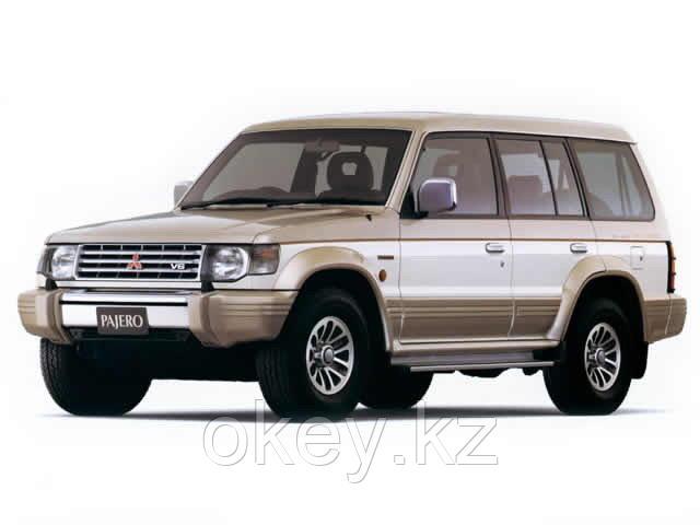 Тормозные колодки Kötl 1126KT для Mitsubishi Pajero II (V3_W, V2_W, V4_W) 2.5 TD 4WD (V24C, V24W), 1990-1999 года выпуска.