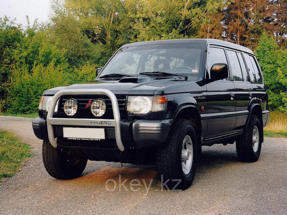 Тормозные колодки Kötl 1126KT для Mitsubishi Pajero II (V3_W, V2_W, V4_W) 3.0 V6 4WD (V23W, V43W, V23C), 1990-1995 года выпуска.
