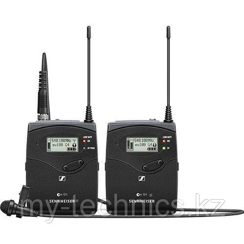Радио петличный Sennheiser EW 112P G4 (B: 626 to 668 MHz)