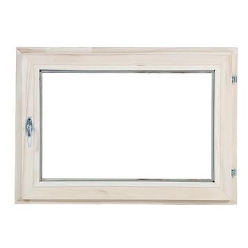 Окно, 50×70см, двойной стеклопакет, из липы