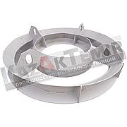КО-6 виброформа (h-60) для производства плит перекрытия колец