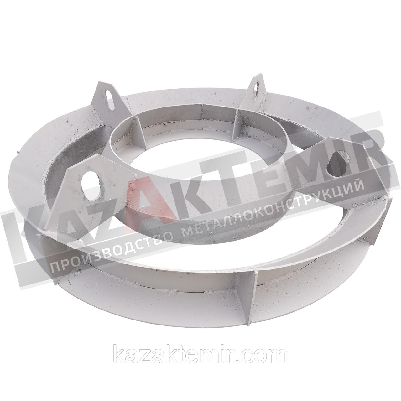 КО-6 виброформа (h-50) для производства плит перекрытия колец