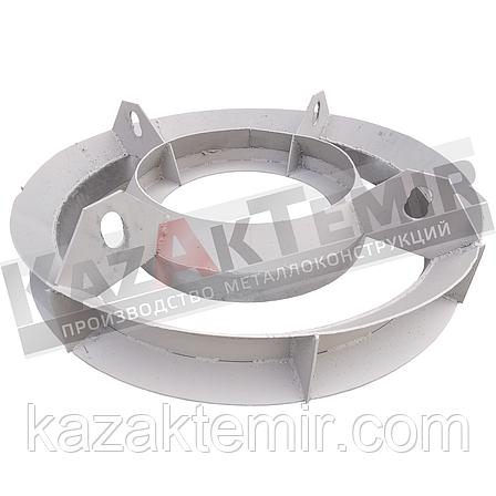 КО-6 виброформа (h-50) для производства плит перекрытия колец, фото 2
