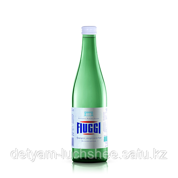 Вода Fiuggi Naturale 0,5 л