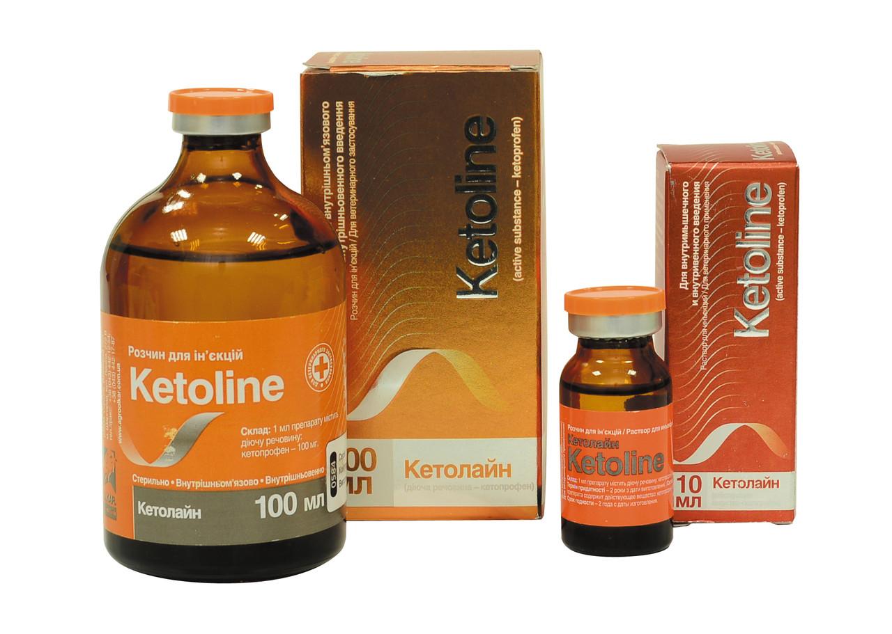 Кетолайн 10% 10 мл ( айнил)