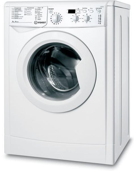 Стиральная машина автоматическая Indesit IWSD 5085 (CIS)