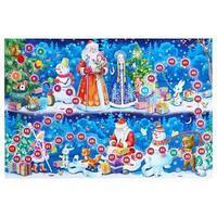 Мини-игра 'Дед Мороз и Снегурка'