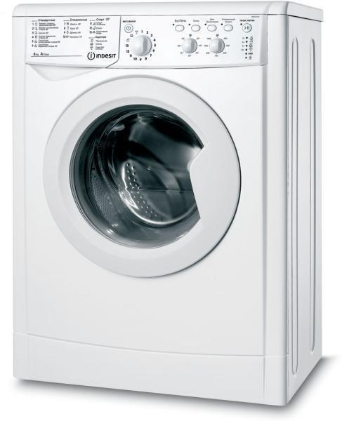 Стиральная машина автоматическая Indesit IWSC 6105