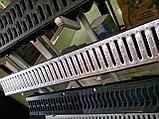 Решётка на канал чугунная щелевая , длина -500 мм, высота 14 мм, ширина 136 мм тел.WhatsApp + 7 701 100 08 59, фото 5