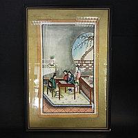 Китайская акварель. Рисовая бумага