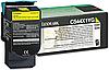 Картридж C544X1YG для C544/X544 Желтый 4к