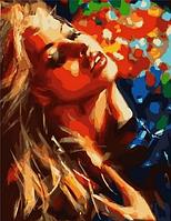 """Картина по номерам """"Чувства"""", 40х50 см"""