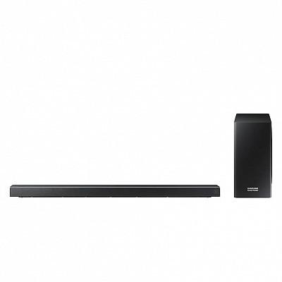 Саундбар Samsung HW-Q70R черный