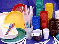 Оборудование по производству одноразовой посуды