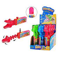 Леденец с фруктовым вкусом Kidsmania Gator Chomp Candy (крокодил)  17гр