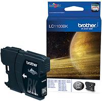 Картридж LC1100BK для Brother MFC-990CW / DCP 6690CW Черный