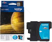 Картридж LC1100C для Brother MFC-990CW / DCP 6690CW Синий