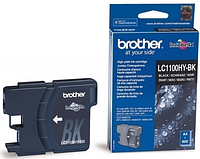Картридж LC1100HY-BK для Brother DCP 6690CW Черный