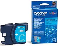 Картридж LC1100HY-C для Brother DCP 6690CW Синий