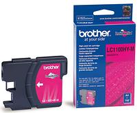 Картридж LC1100HY-M для Brother DCP 6690CW Пурпурный