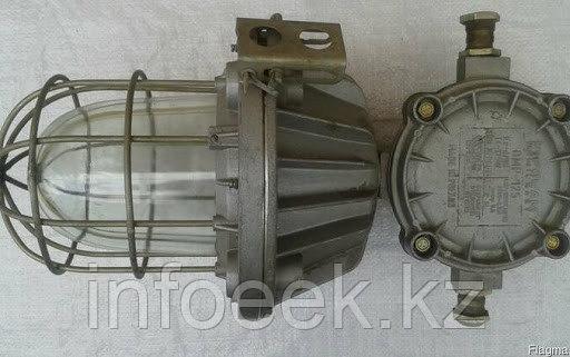 Светильник взрывозащищенный OMP-125 Ex-d/IIBT4 125W