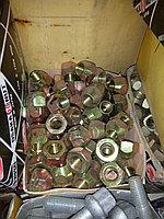 Гайка колесная Osaca Cr M12X1,50, хром высота 17 мм, конус, откр., ключ 21мм