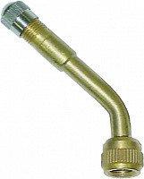 Удлинитель вентилей металлический угол 45° VE-1