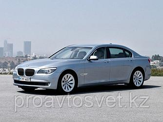 Переходные рамки на 2009-2012 BMW 7 series  Hella 3R High Дальний