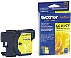 Картридж LC1100Y для Brother MFC-990CW / DCP 6690CW Желтый