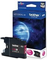 Картридж LC1280XLM для Brother MFC-J5910/6510/6910DW Пурпурный