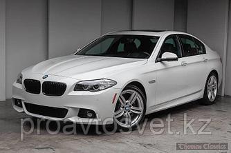 Переходные рамки для 2011-2017 BMW 5 series HID