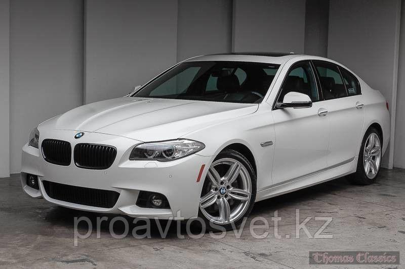 Переходные рамки для 2012-2017 BMW F10 5 series (на дальний)