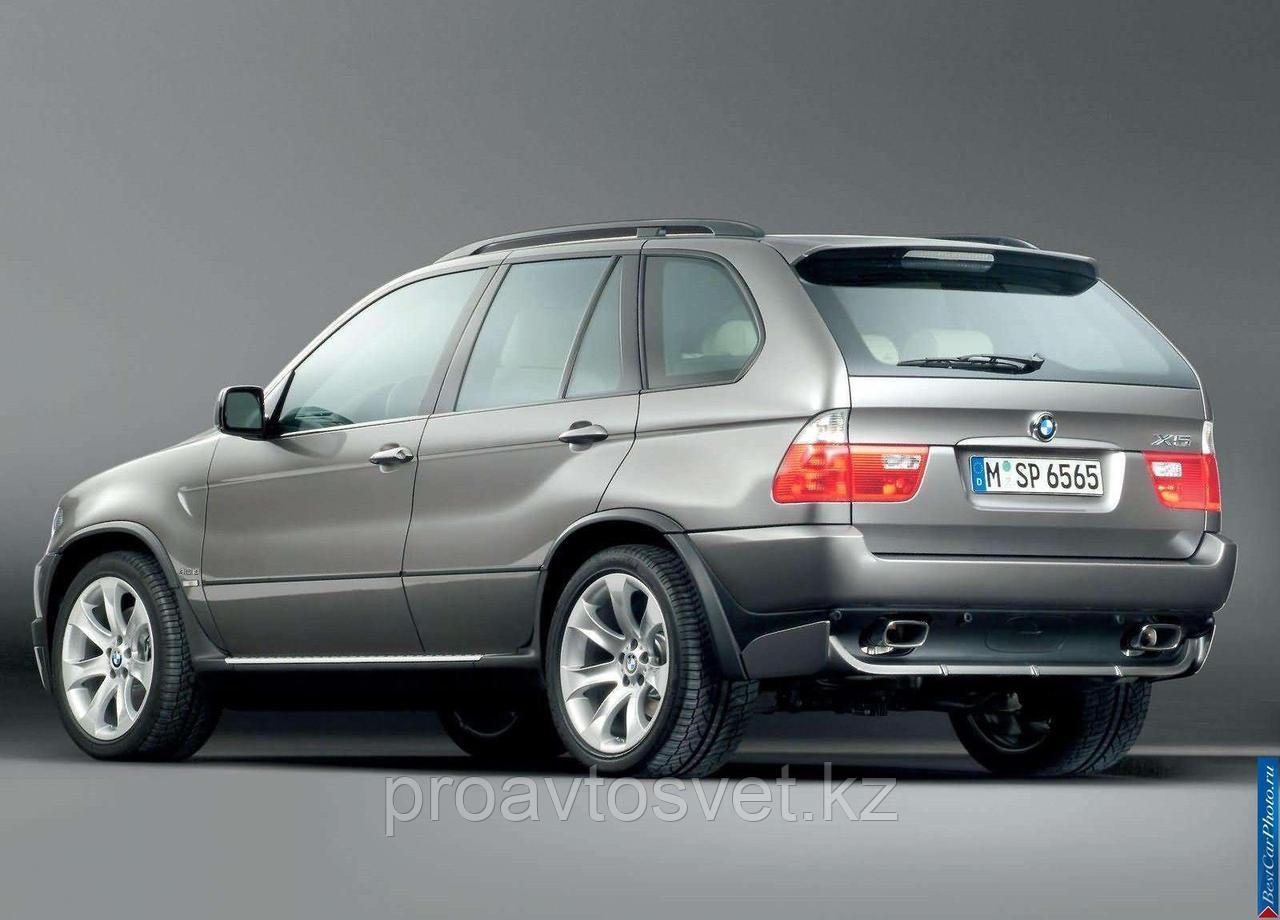 Переходные рамки для HELLA 3/3R на BMW X5 2008-2013 на дальний свет