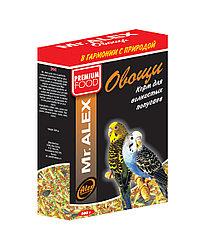 Корм для попугаев  Dr ALEX  500 гр ( ТОНУС ) PREMIUM FOOD