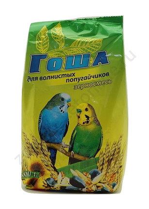 Корм для волнистых попугаев ГОША 500гр, фото 2