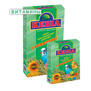 Корм для попугаев КЕША 500гр  Фрукты, фото 2