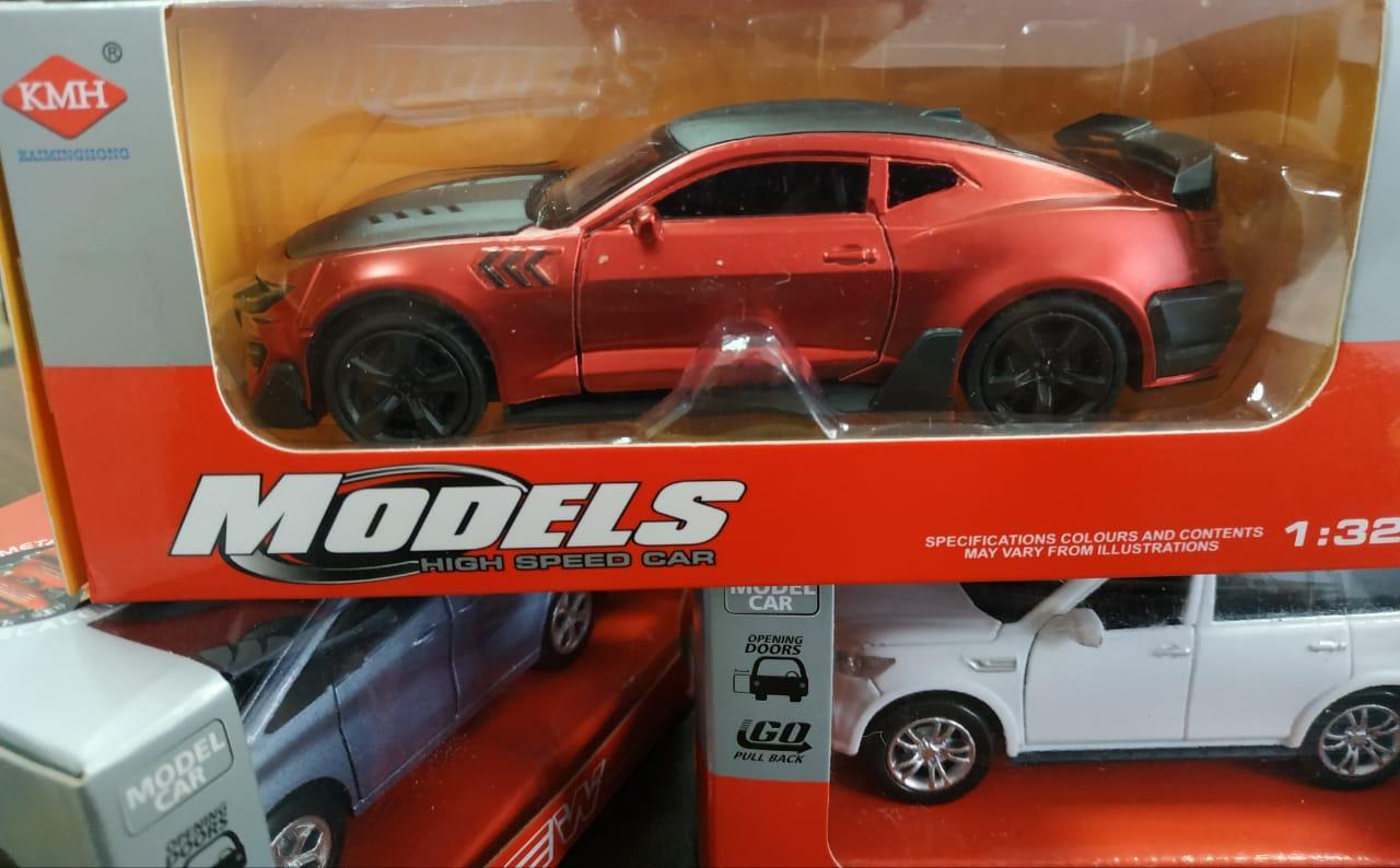 Игрушечная металлическая машинка Models (99820А)