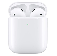 Наушники Apple AirPods 2 Wireless charging case белый