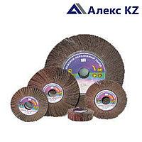 Круг LUGA ABRAZIV  лепестковый радиальный 150х30x32, зерно А40 50 (20)