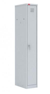 ШРМ - 11 Односекционный металлический шкаф для одежды
