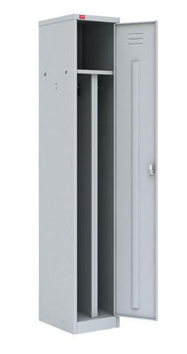 ШРМ - 21 Односекционный металлический шкаф для одежды