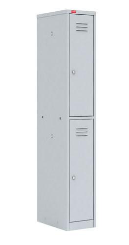 ШРМ - 12 Односекционный металлический шкаф для одежды