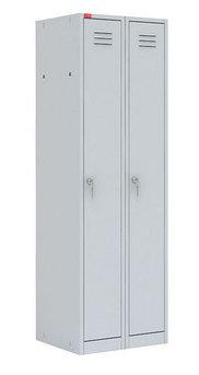 ШРМ - 22М Модульный металлический шкаф для одежды