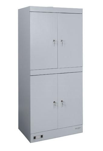 ШСО - 2000 - 4 Металлический сушильный шкаф для одежды и обуви