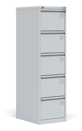КР - 5 Картотечный металлический шкаф для хранения документов
